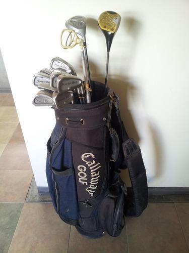 Juego completo de palos de golf para hombre