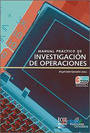 Se dictan clases de investigacion de operaciones 1