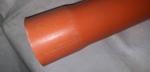 Tubo de 4 pulgada reforzada uniteca