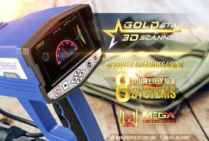 3d gold star scanner