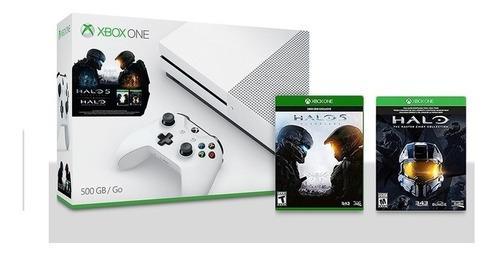 Consola Xbox One S (halo Bundle)