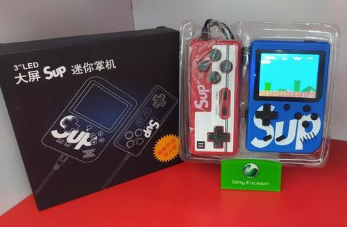 Nintendo Sup 400 Juegos En 1 + Control