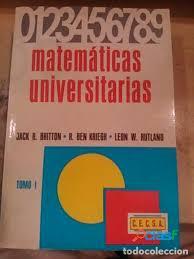 Se dictan clases de matematicas 1