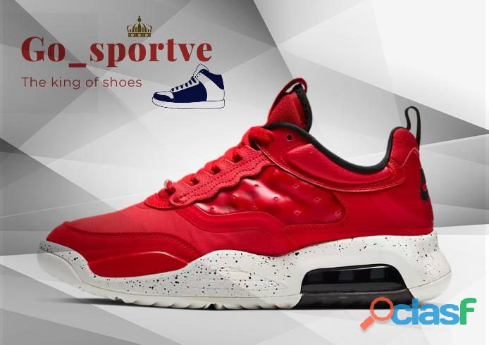 Zapatos Nike 100% Originales Jordan Max 200 traídos de USA 1