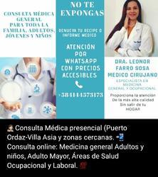Servicios médicos profesionales