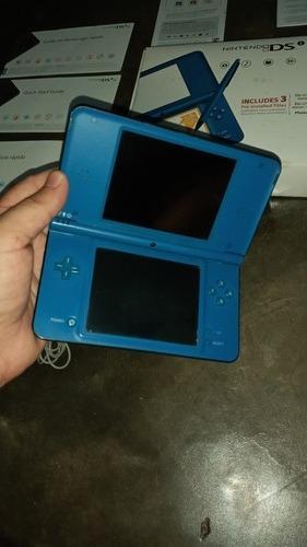 Nintendo ds xl con r4 y juegos incluidos...