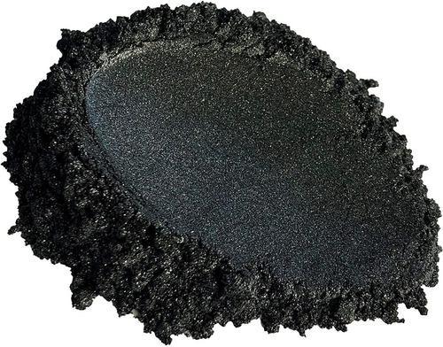 Pigmento perlado negro diamante resina epoxica y pinturas