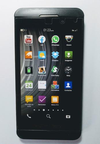 Blackberry z10 (4g lte). lib p. todas las oper