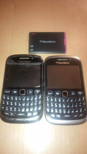 Pack Celular Blackberry 9320 P/repuestos