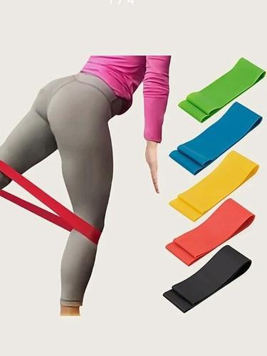 Bandas elasticas. fitnes. yoga