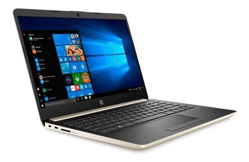 Laptop Hp Amd Ryzen 3 4gb Ram Ssd 128gb Fhd 14 Slim 3.3 Lbs