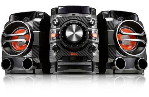 Equipo De Sonido Marcá LG Cm4360