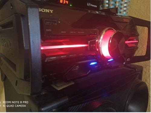 Equipo De Sonido Sony Genezi 2200 Wats