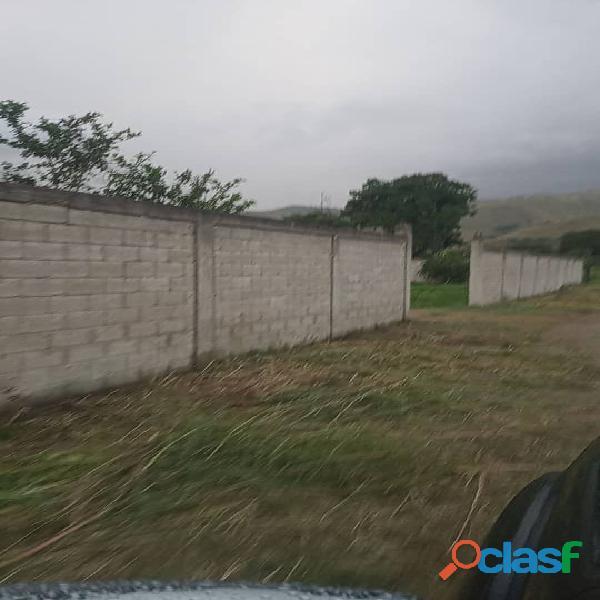 En Venta Terreno uso residencial 2500 metros cuadrados, Carretera Nacional San Joaquin Guacara