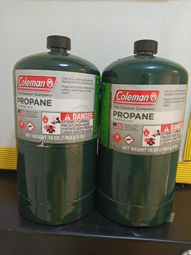 Bombona De Gas Propano Coleman