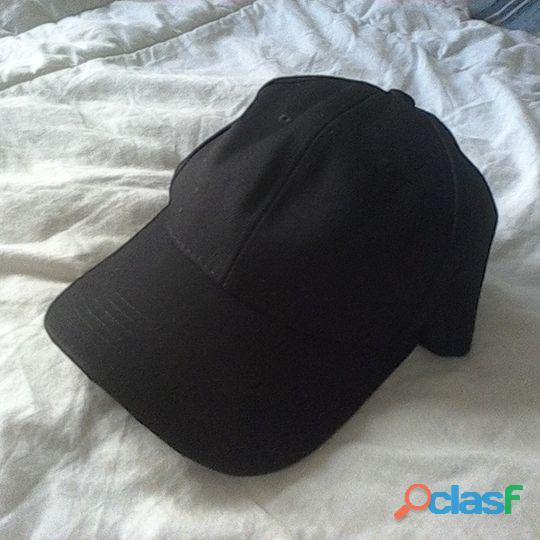 Gorras para estampar o bordar