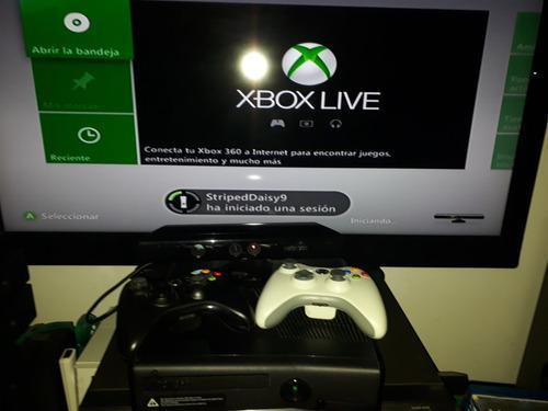 Consola video juegos xbox 360 impecable