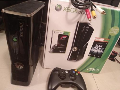 Consola xbox 360 + juegos
