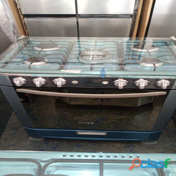 Cocina Empotrable 6 HORNILLAS GAS