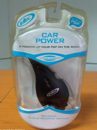 Cargador Psp Para Carro Psp 3x1