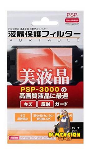 Protector De Pantalla Del Psp 3000