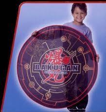Bakugan arena portatil original kreisel
