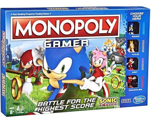 Monopolio edición sonic