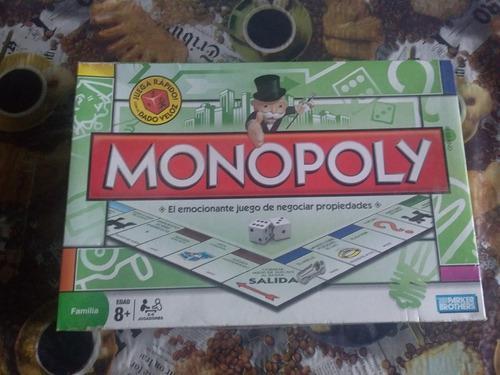 Monopolio el original de hasbro (parker brothers)