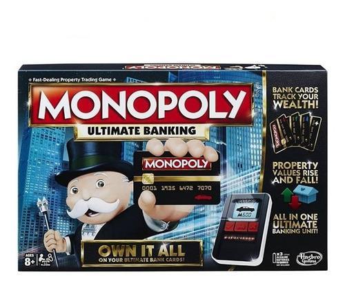 Monopoly/ monopolio electrónico ultimate banking edition