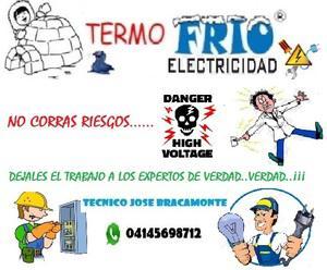 Técnico electricista en cabudare