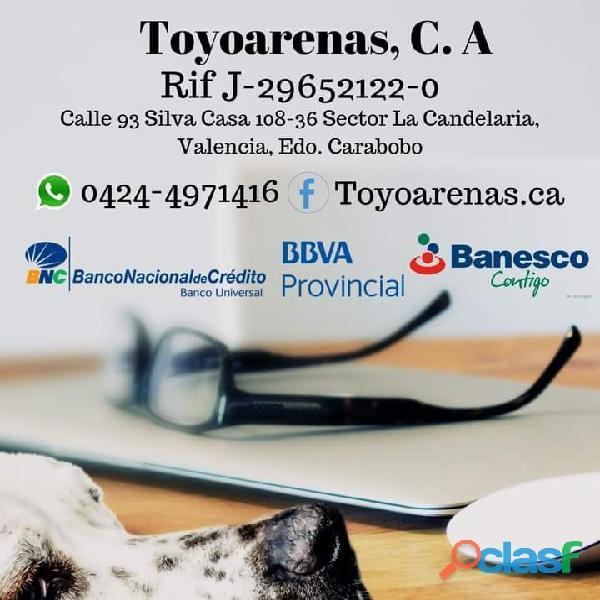 TOYOARENAS, C. A