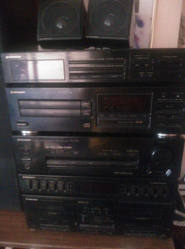 Equipo de sonido pioneer alta calidad