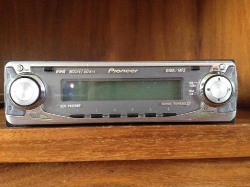 Equipo de sonido pioneer deh-p4650mp p/ carro