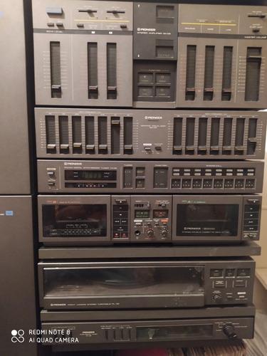 Equipo de sonido pioneer profesional