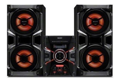 Equipo de sonido sony usb cd am fm 1350 watts hcd gpx7 full