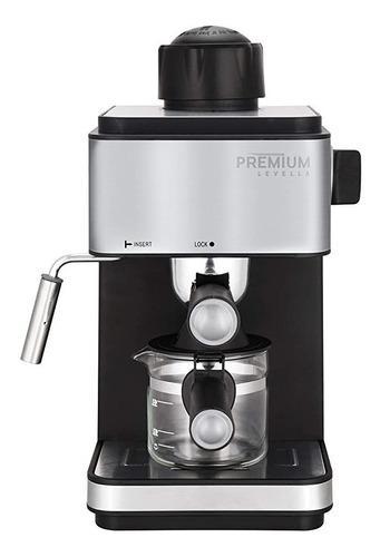 Cafetera maquina express 3 en 1 premium pem351
