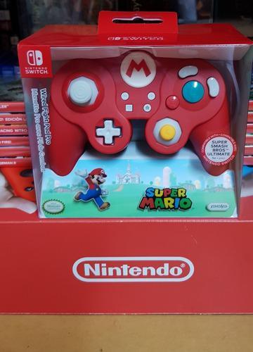 Control nintendo switch edición game cube