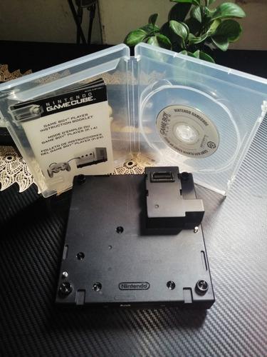 Nintendo gameboy player + disco de arranque
