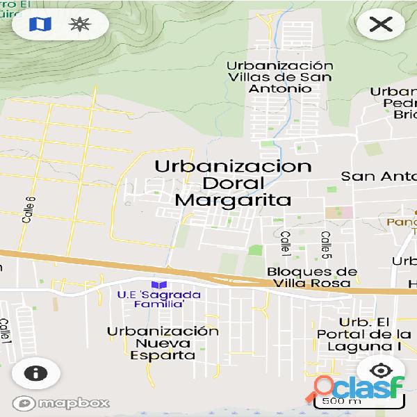 VENDO Bella Casa en Urb Doral Margarita, Amoblada, Isla de Margarita, Excelente Precio, Negociable.
