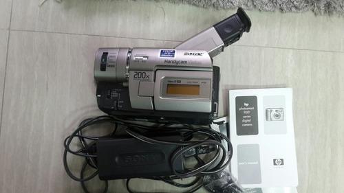 Camara Filmadora Sony Handycam Modelo Trv37 (45_olivas)