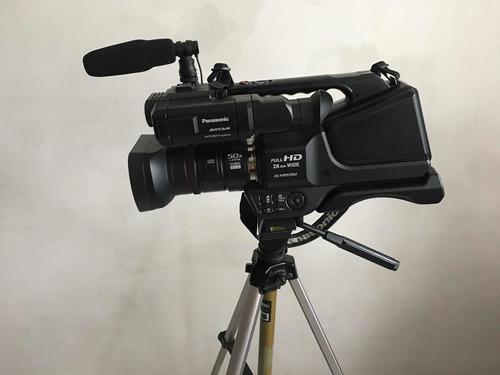 Cámara de video profesional panasonic ag-ac8