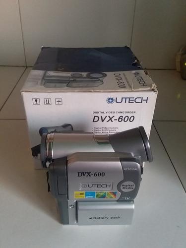 Cámara grabadora digital utech dvx-600