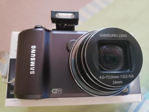 Cámara Samsung Wb250f, Con Conexión A Wi-fi