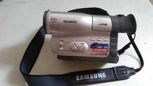 Mini cámara filmadora samsung