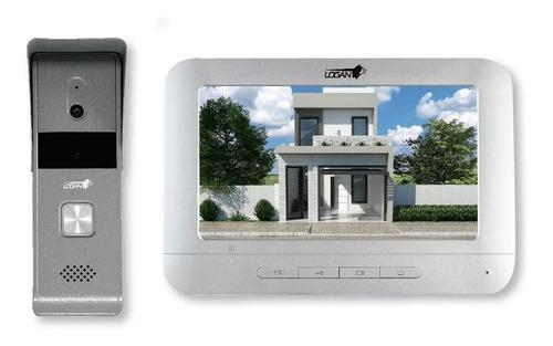 Video portero intercomunicador con camara pantalla monitor
