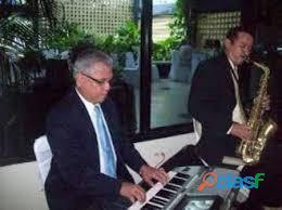 GRUPO MUSICAL INSTRUMENTAL CON SAXO Y PIANO EN MARACAIBO