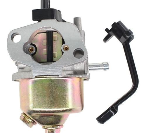 Carburador para planta eléctrica 1800w a 3500w 5.5hp a 7hp