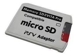 Adaptador psvita + memoria (requiere enso) tienda física