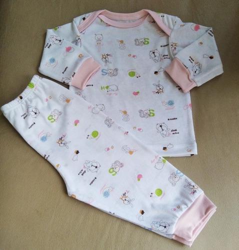Pijamas bebé niñas. talla 0/3 y 3/6 meses.