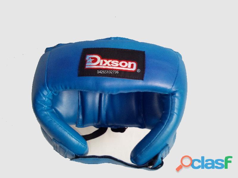 Caretas de Boxeo Marcas Dixson y TKO